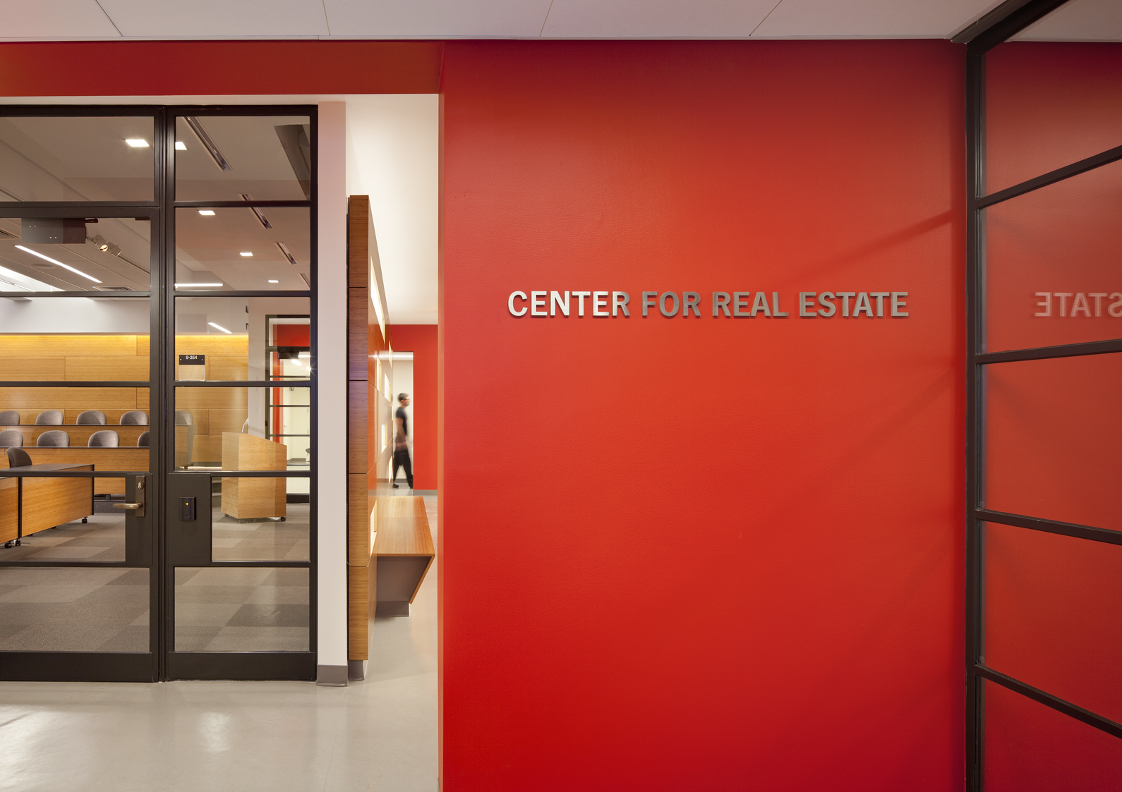 MIT Center for Real Estate - Photo by John Horner