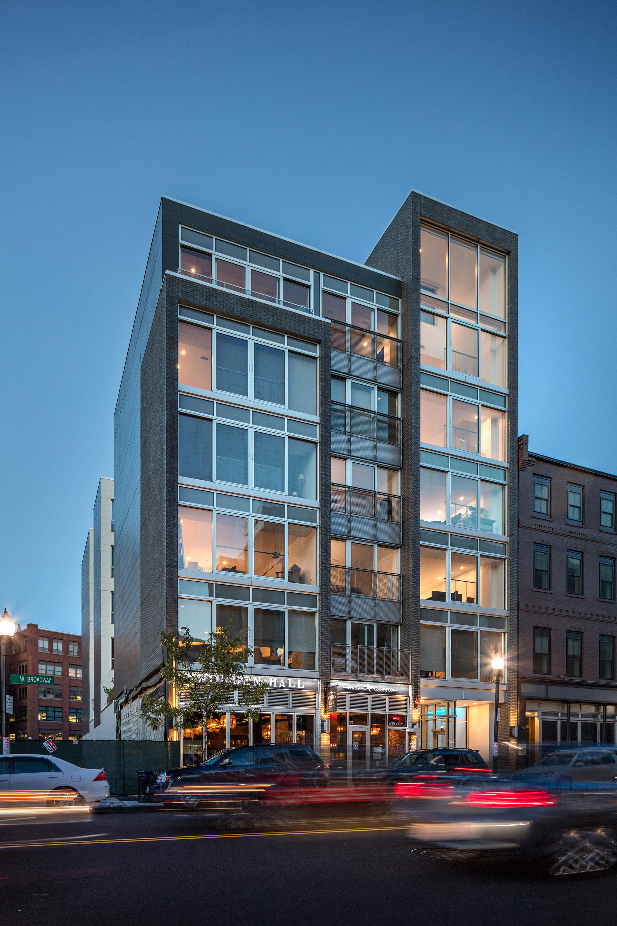 26 West Broadway Utile Architecture Amp Planning