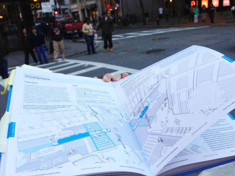 Boston Complete Streets Manual