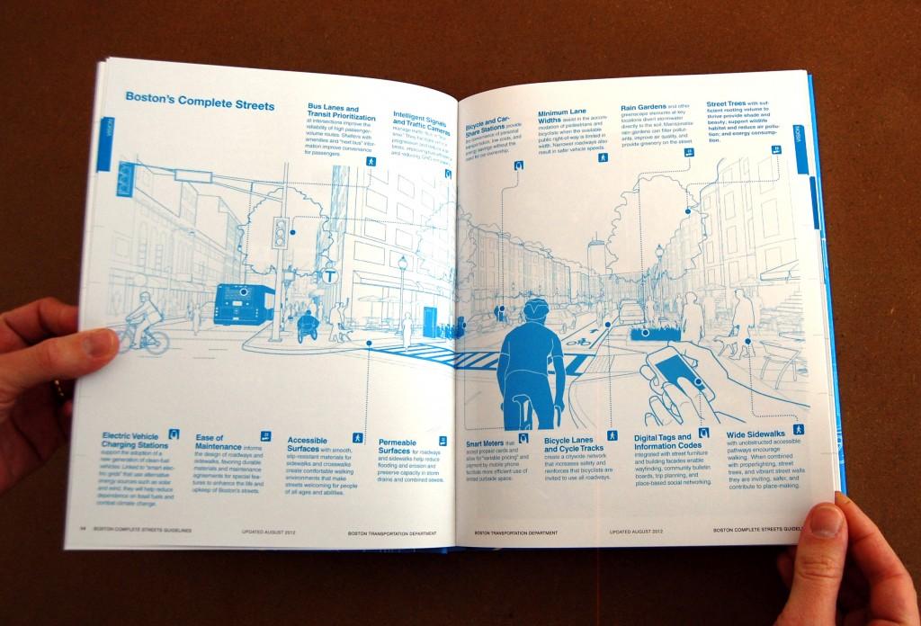 Boston Complete Streets Wins Apa National Planning Award  U2013 Utile Architecture  U0026 Planning