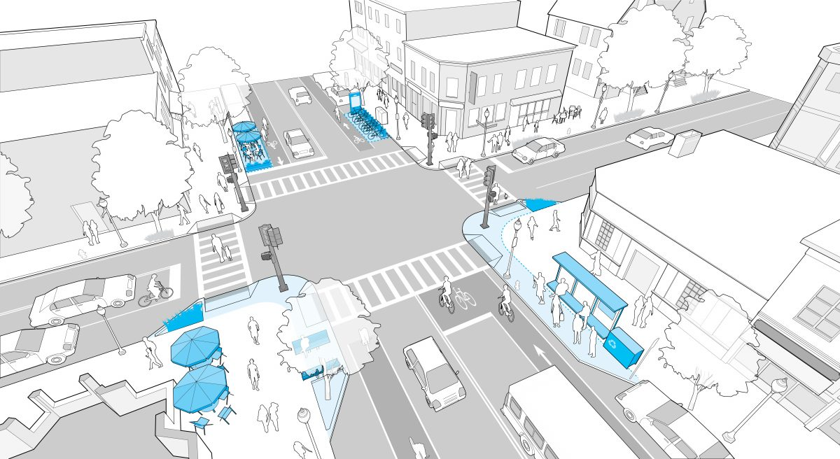 boston complete streets design guidelines  u2013 utile
