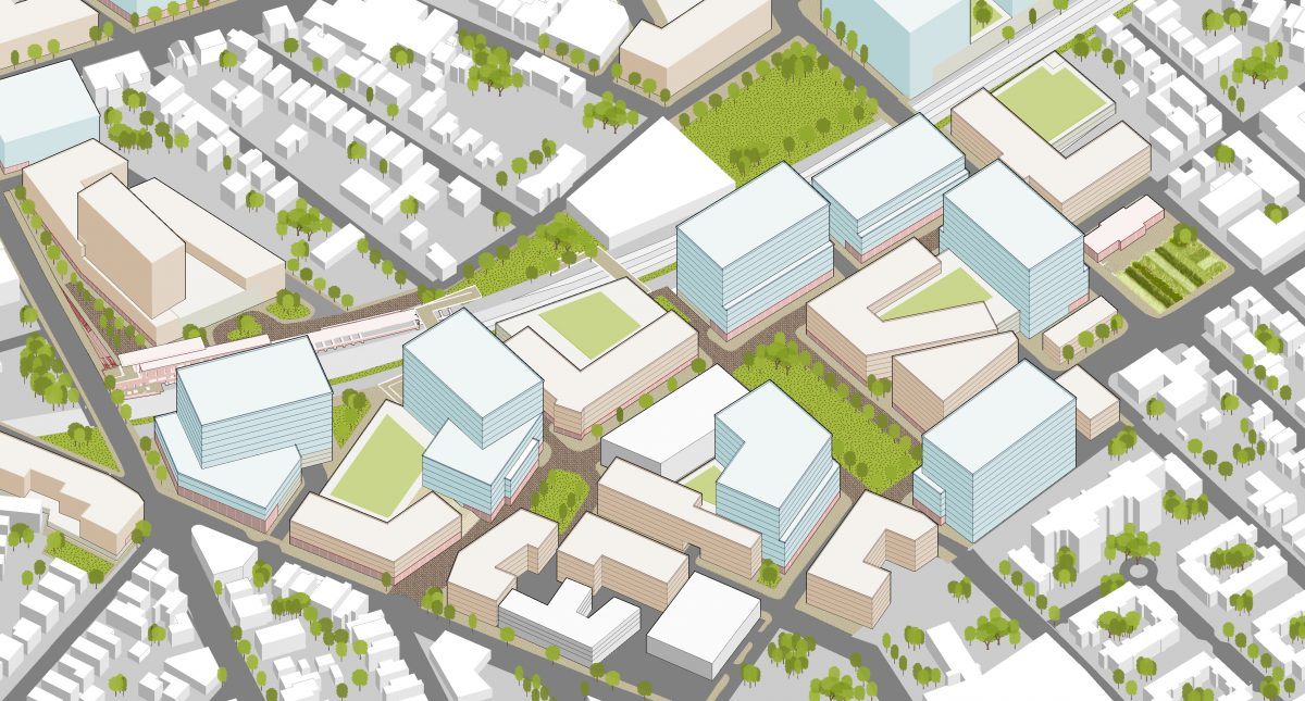 union square neighborhood plan utile architecture planning
