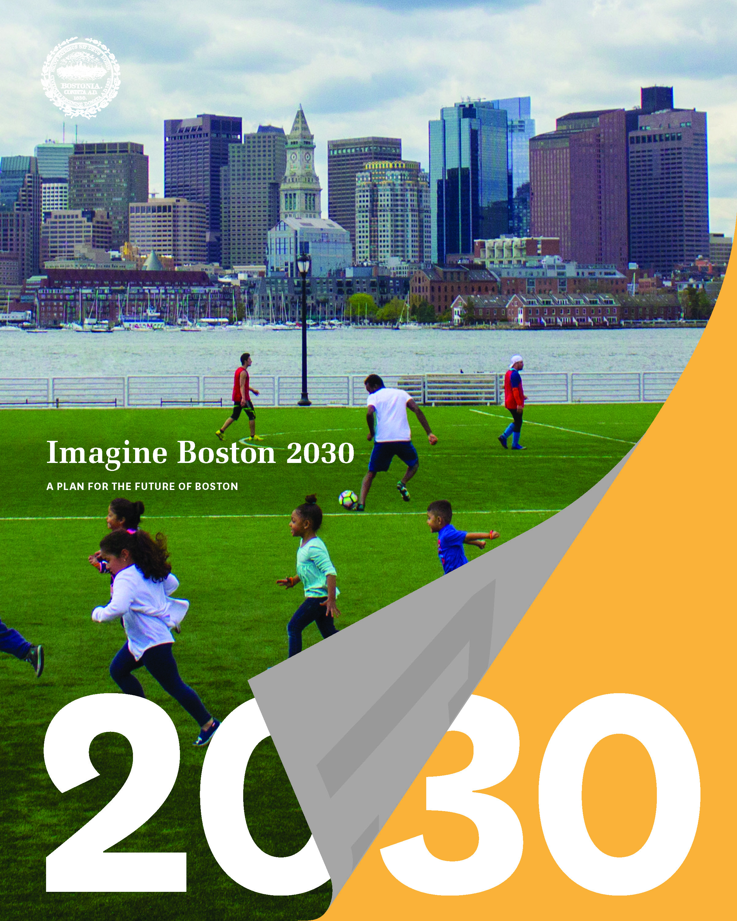 Imagine Boston 2030 launches