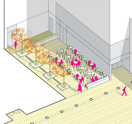 Al soor open spaces utile architecture planning for 5 senses in architecture