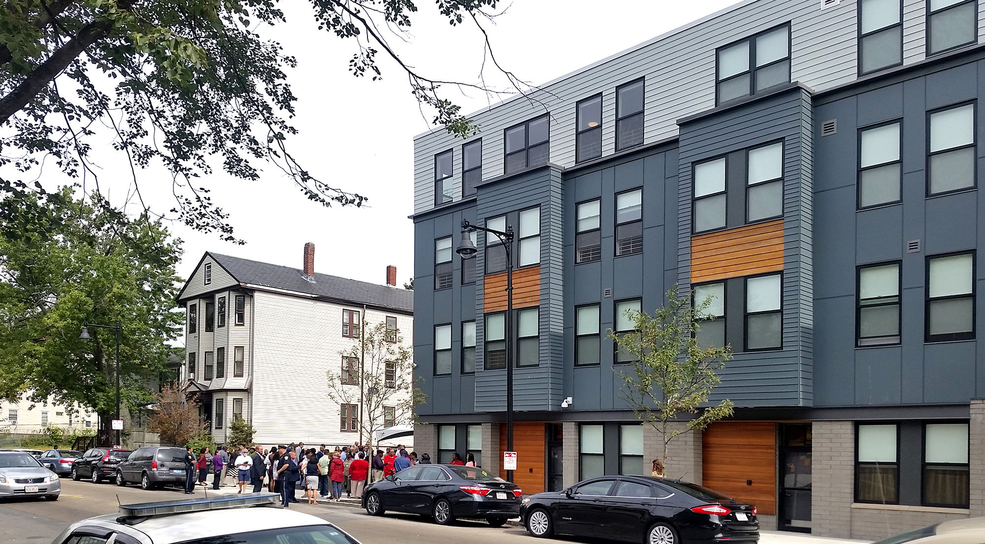 Utile and VietAID celebrate ribbon cutting of Upper Washington Street Housing