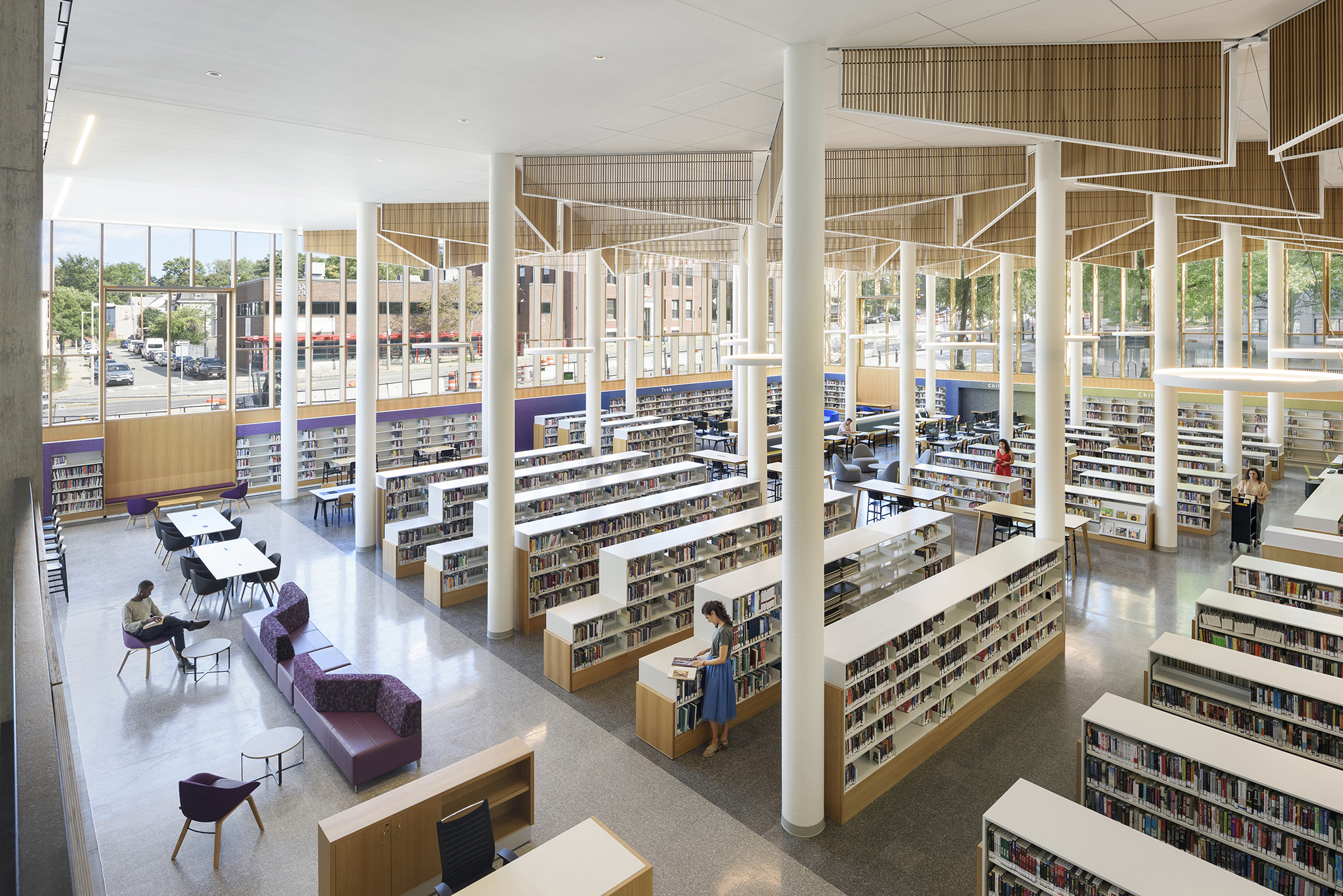 Please Vote for the Roxbury Branch Library as a Preservation Award Fan Favorite!