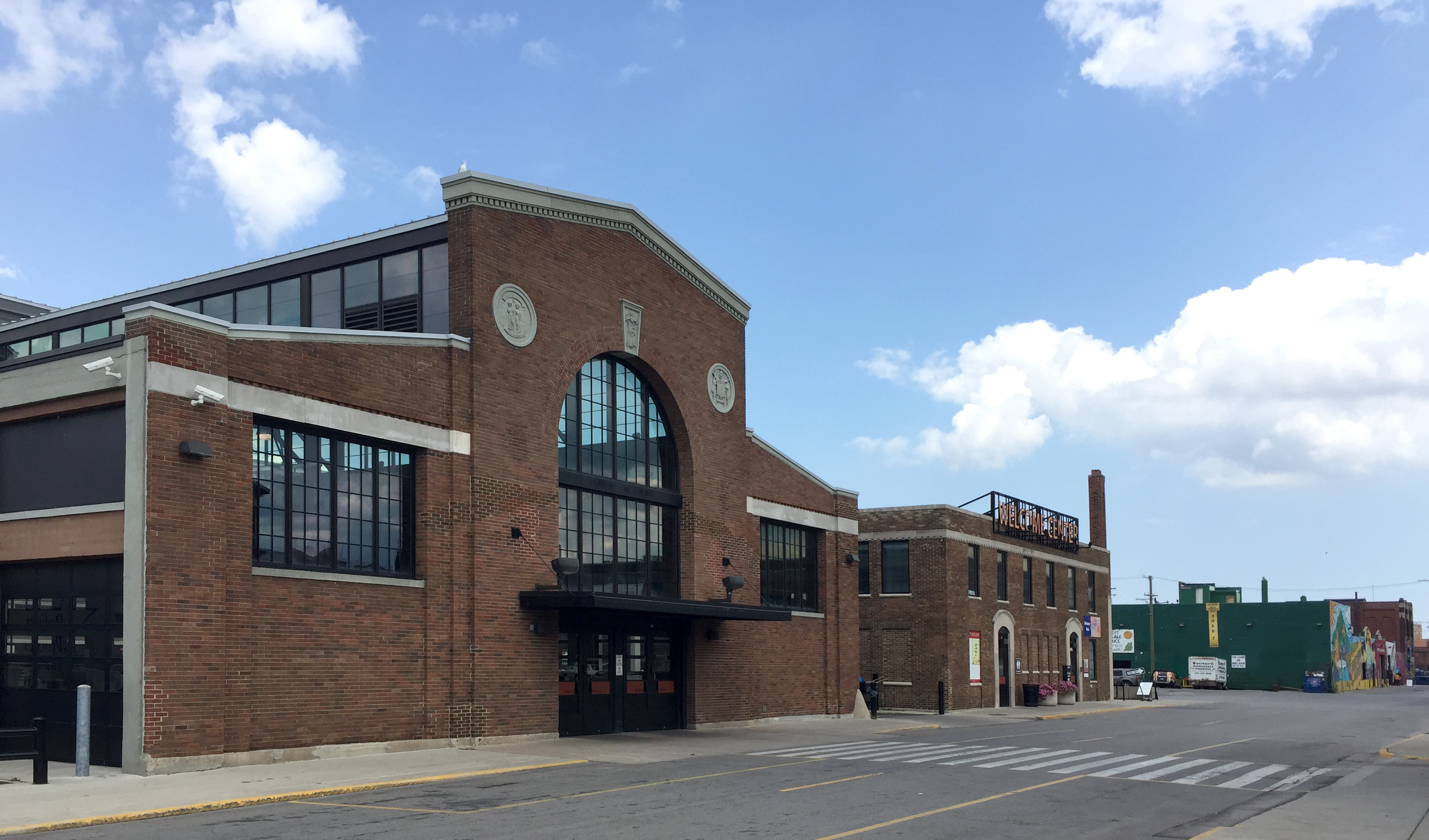 Tim Love discusses visions for Detroit's Eastern Market in The Architect's Newspaper