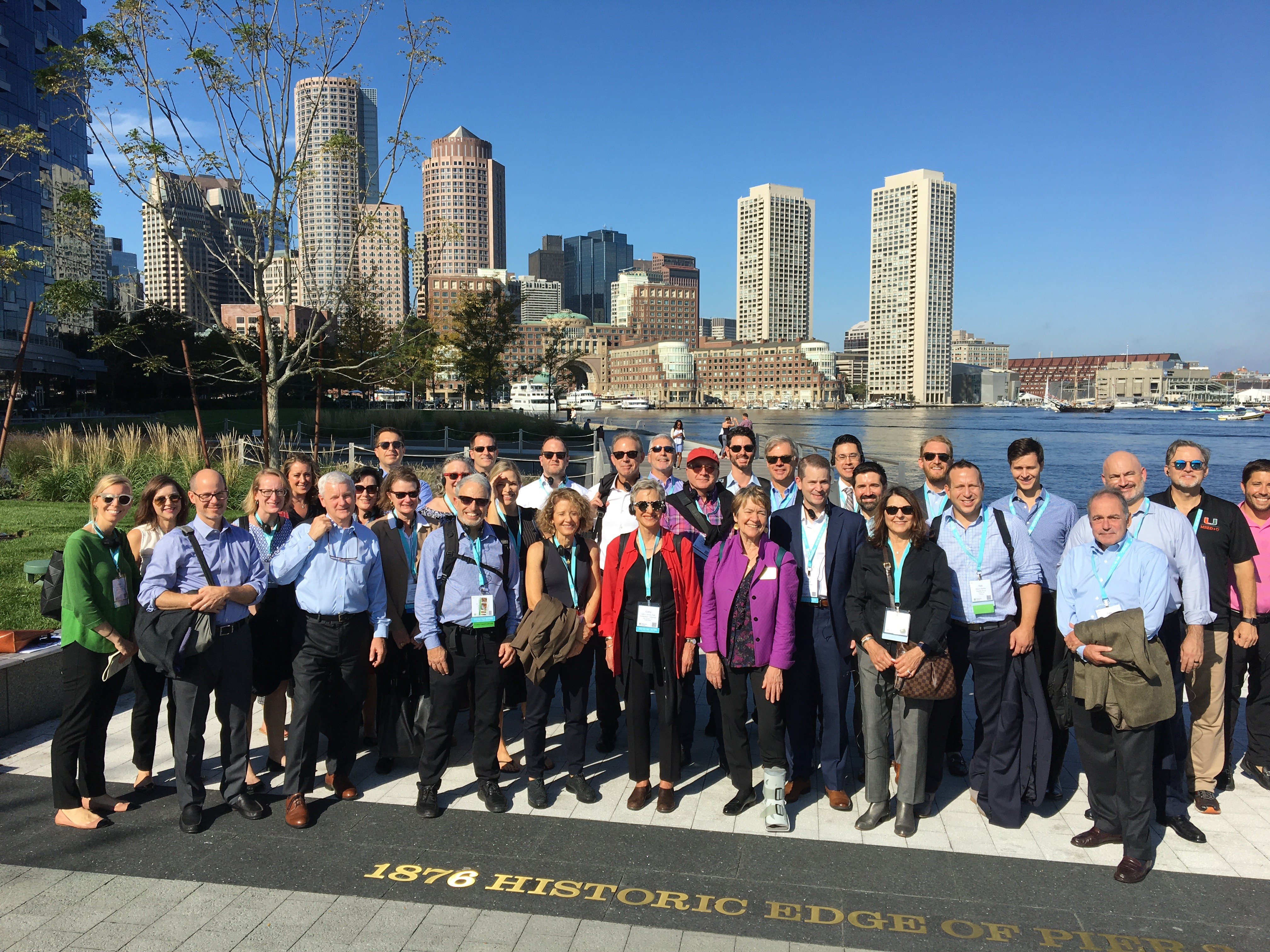 Tim Love explores Seaport placemaking at ULI's 2018 Fall Meeting in Boston