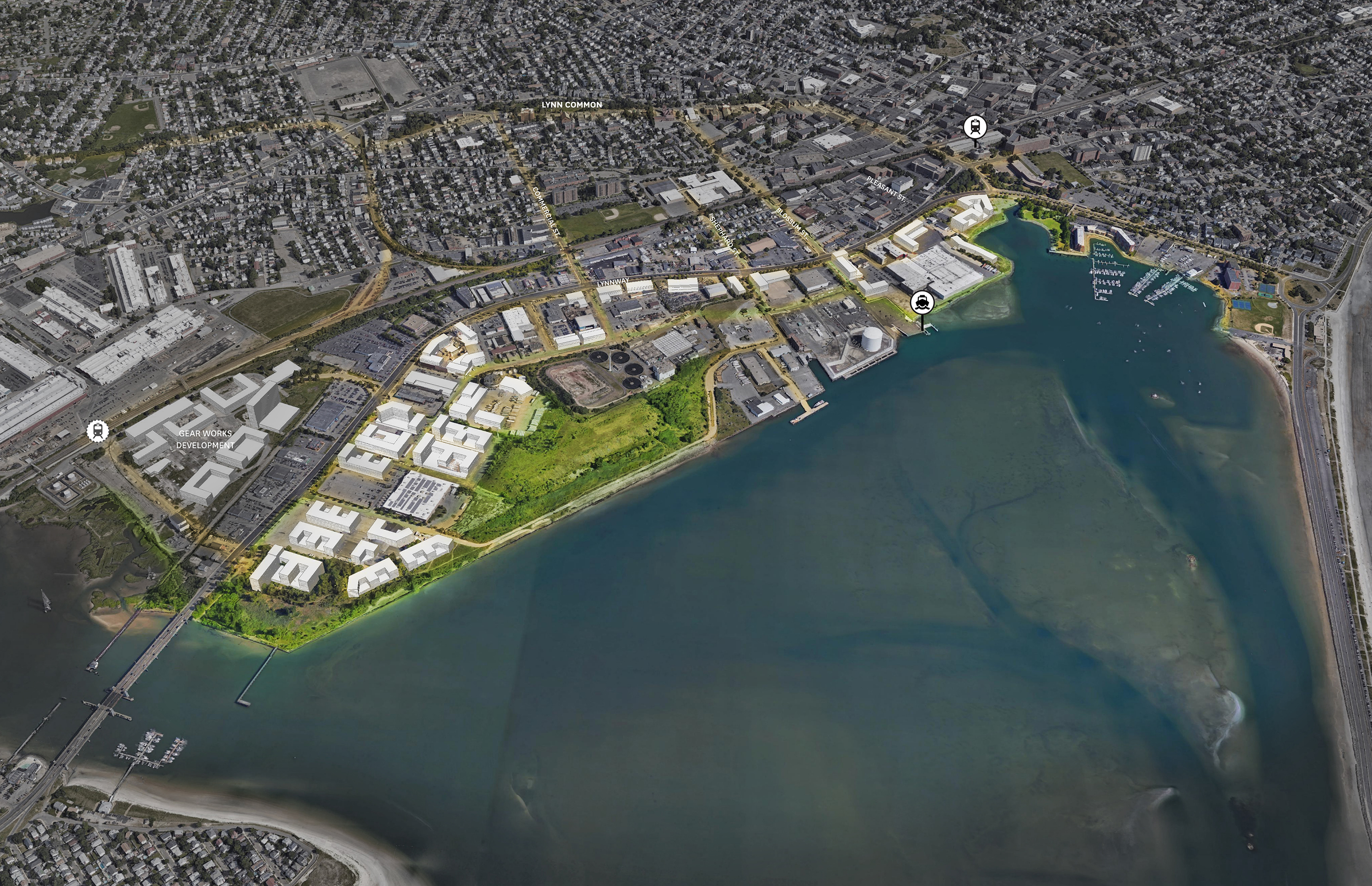 Public kick-off for Lynn's updated Municipal Harbor Plan