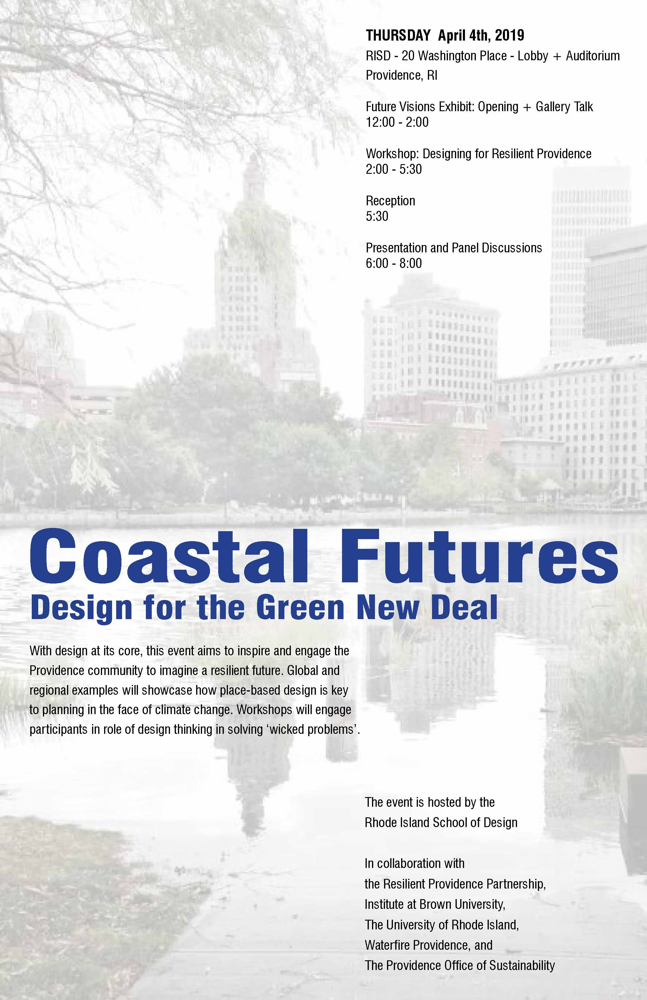 Utile's Jeff Geisinger to speak on RISD Coastal Futures panel