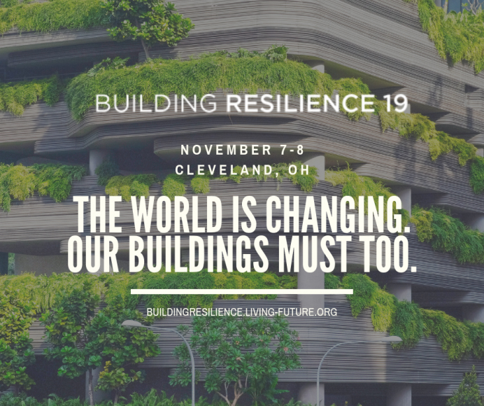 Jeff Geisinger to present at Building Resilience 19 conference in Cleveland, OH