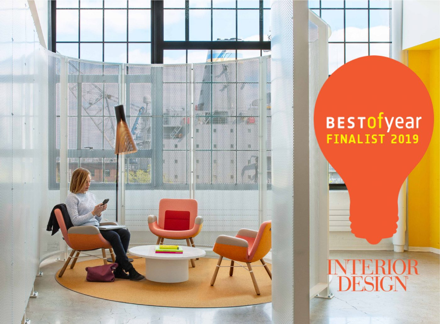 Our Autodesk Boston Workspace Is An Interior Design Best Of Year Finalist Utile Architecture Planning