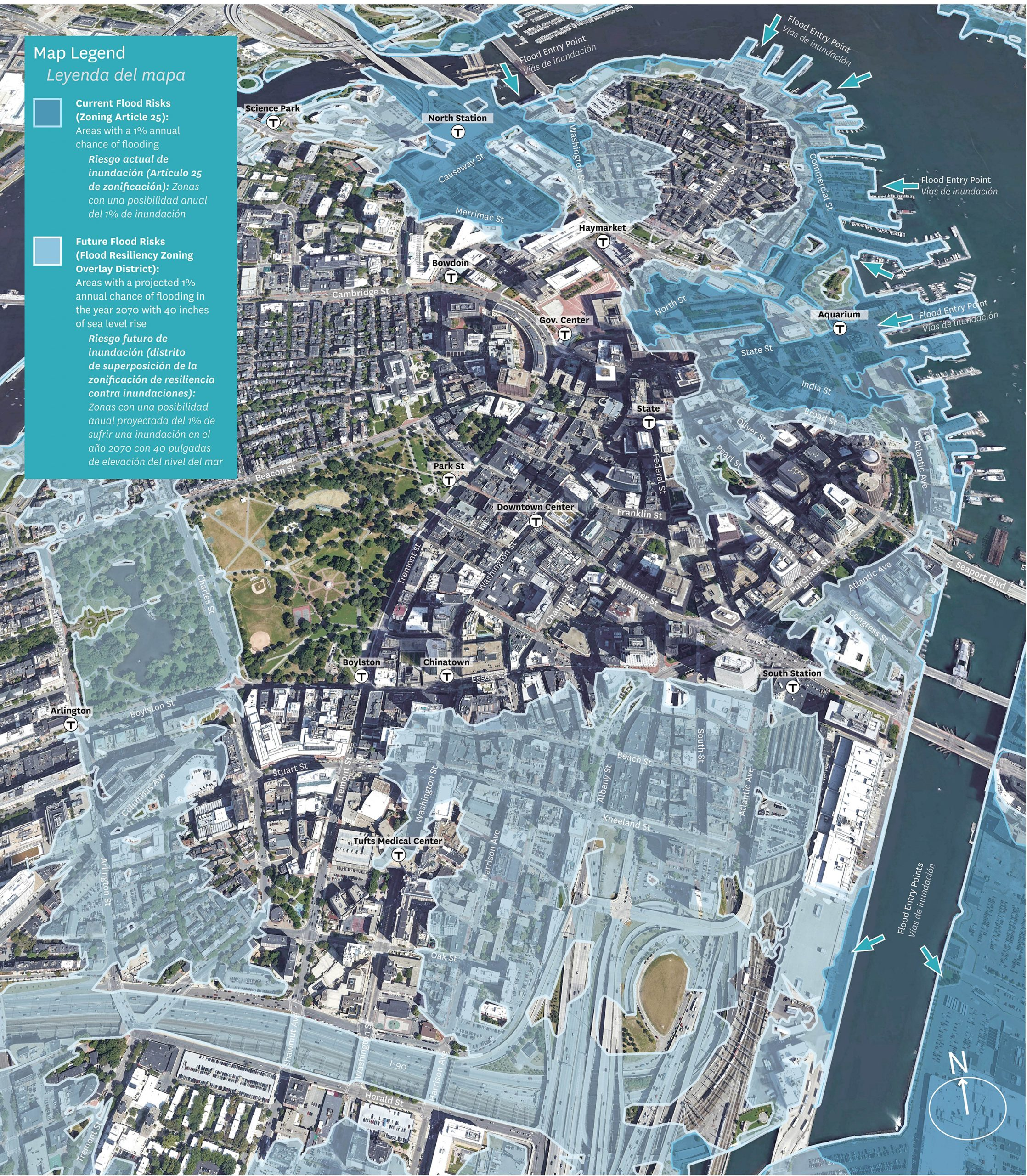 Utile's work on the Boston Coastal Flood Resilience Design Guidelines highlighted in BuildingGreen