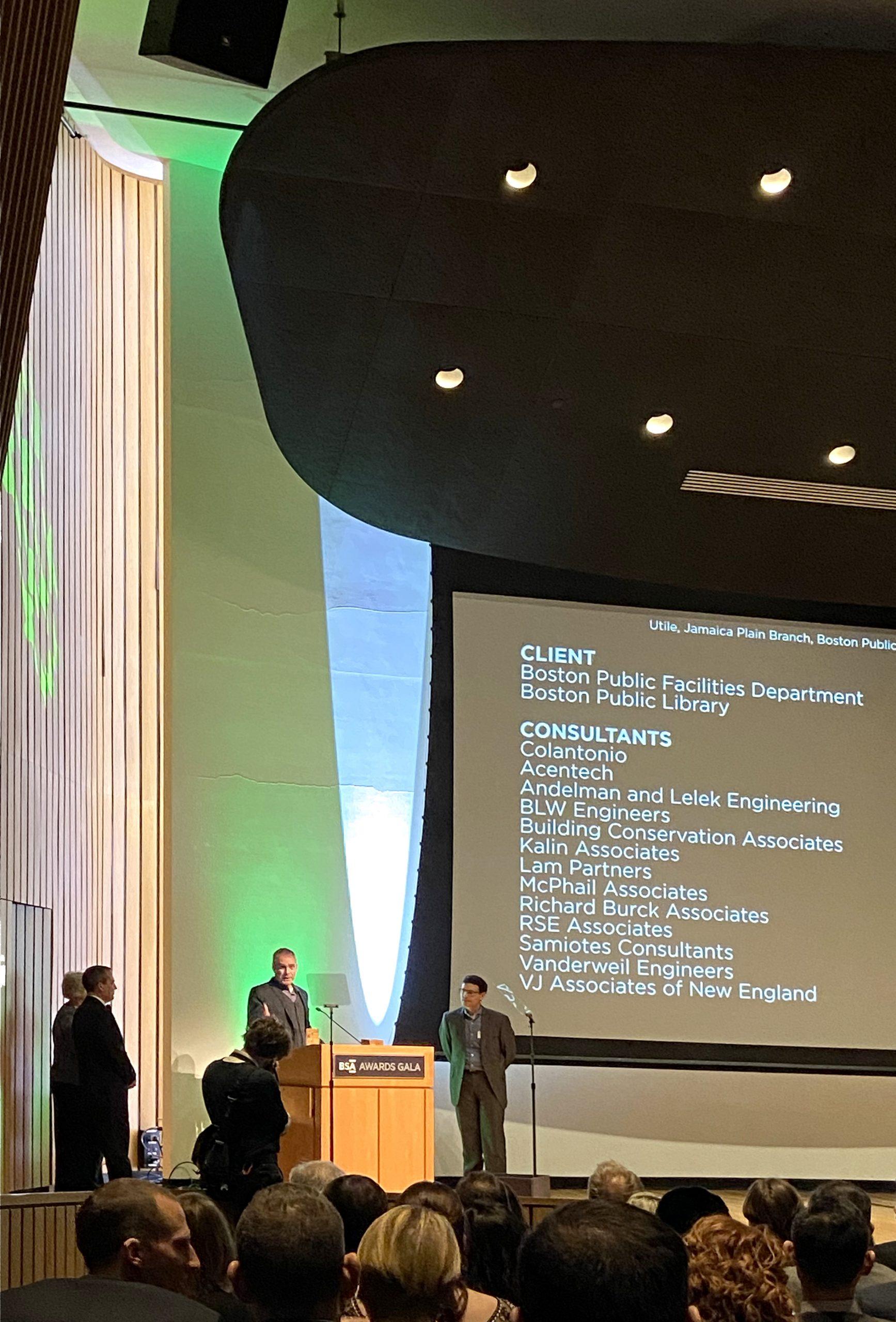 Utile accepts two BSA Design Awards!