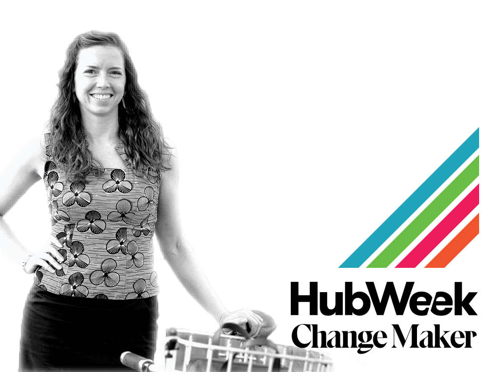 Utile's Jessica Robertson is a HubWeek Change Maker!