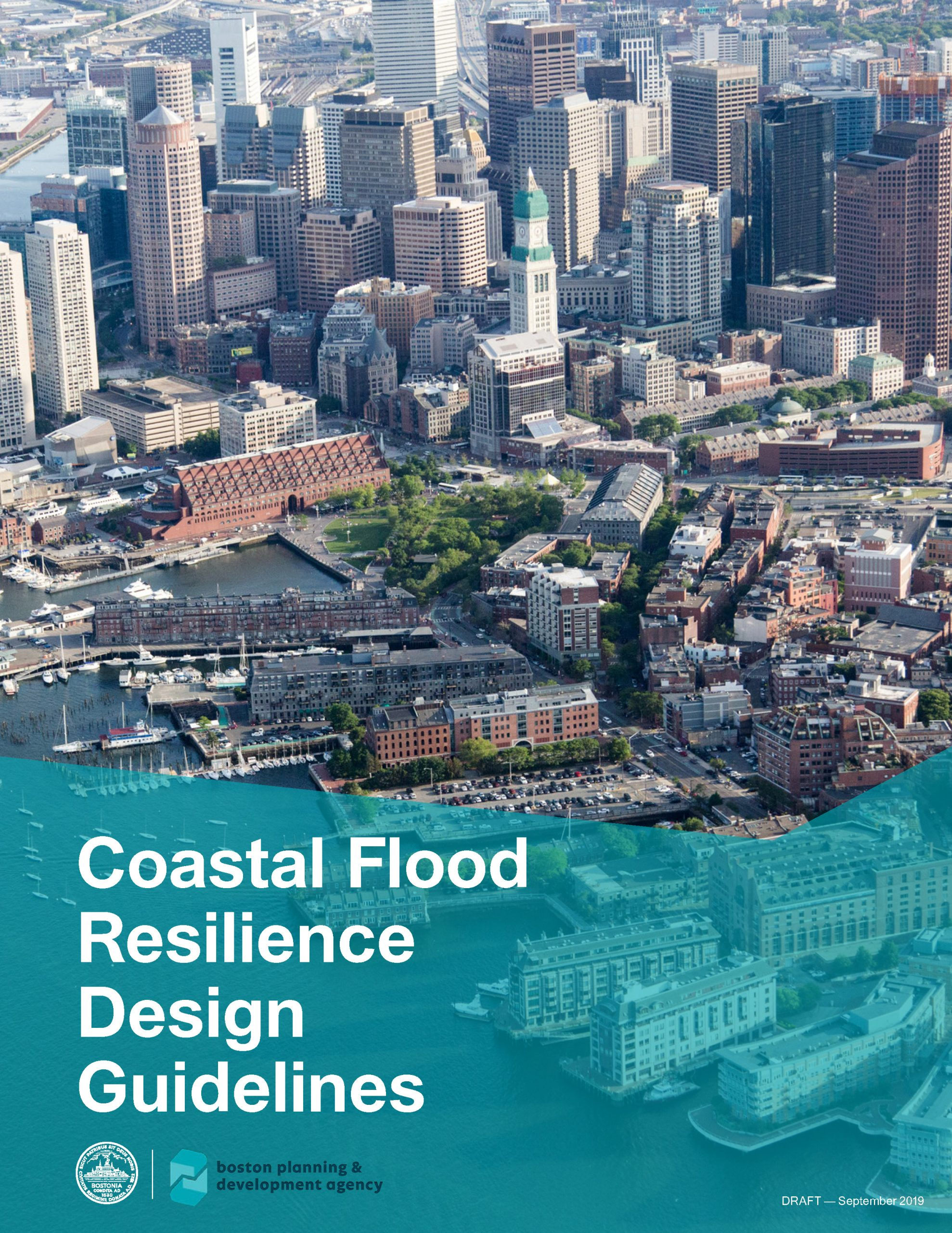 Boston Coastal Flood Resilience Design Guidelines wins 2020 APA Excellence in Sustainability Award!