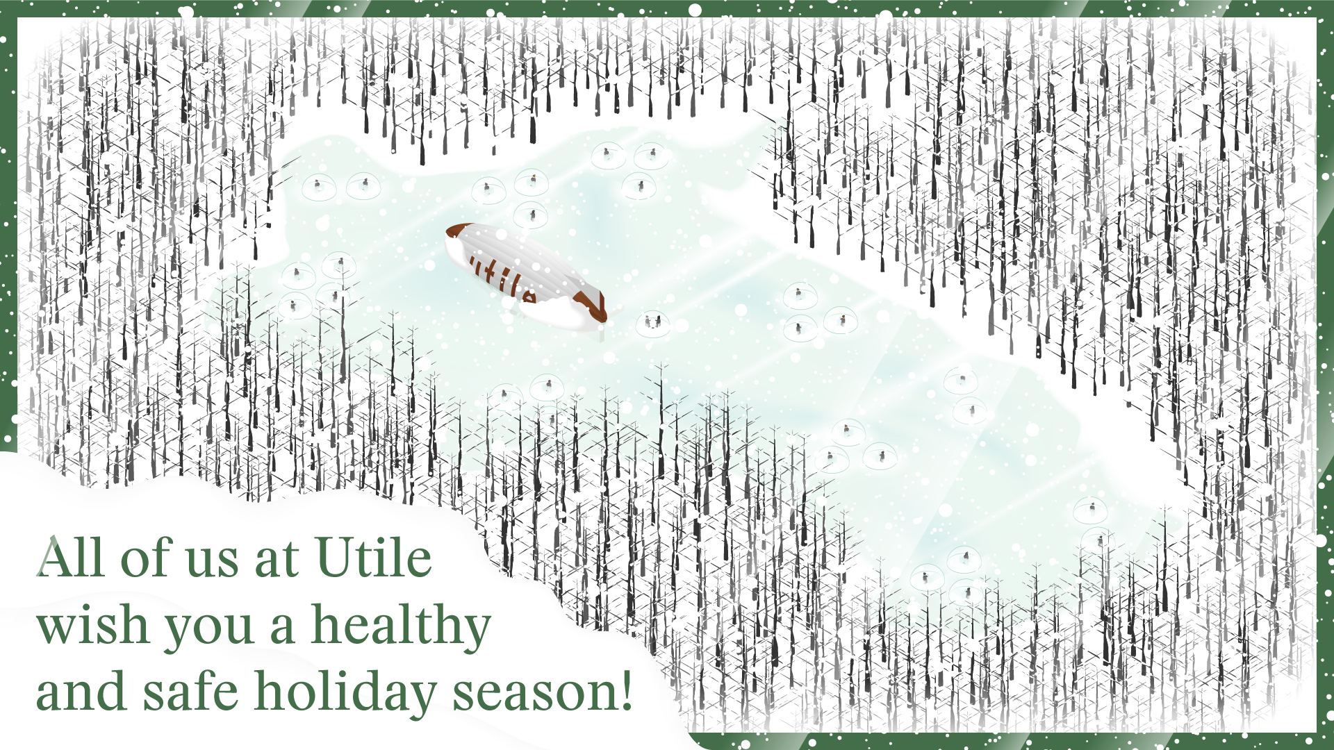 Happy Holidays from Utile!