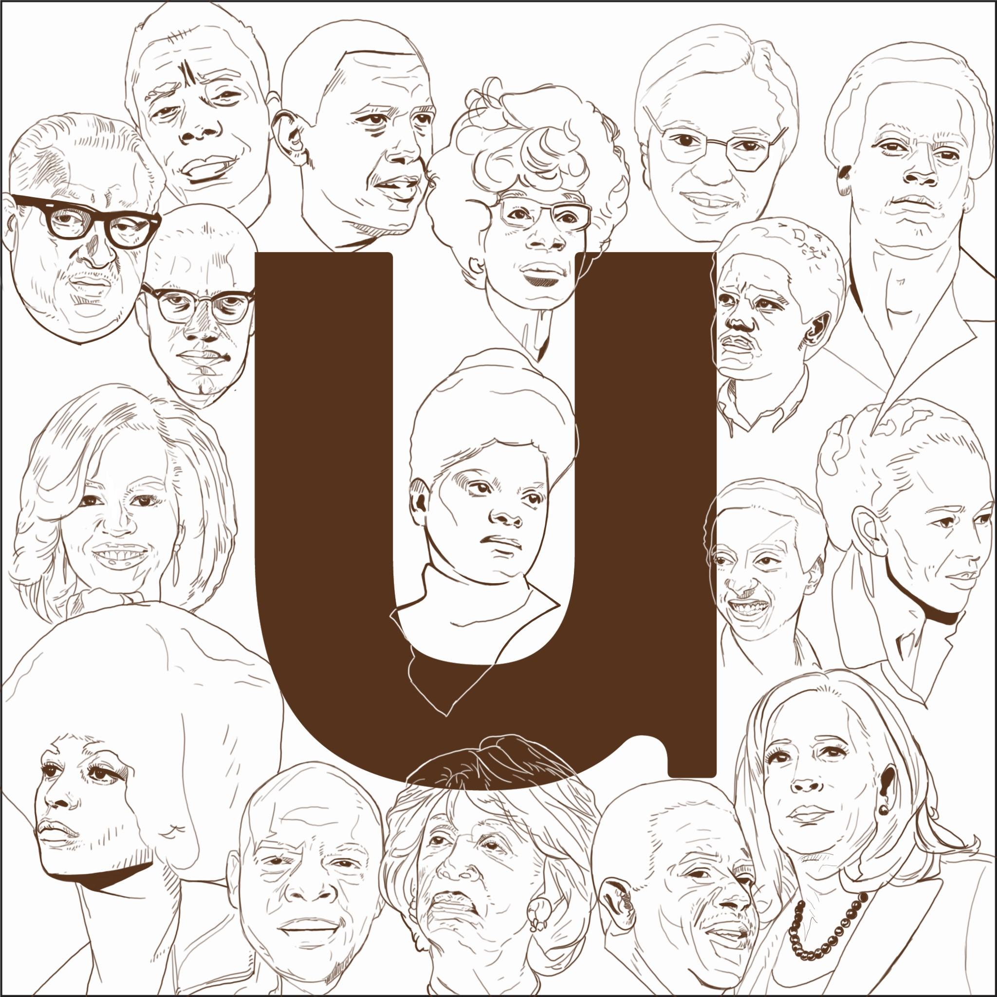 Utile Celebrates Black History Month with logo designed by Mykael Tucker