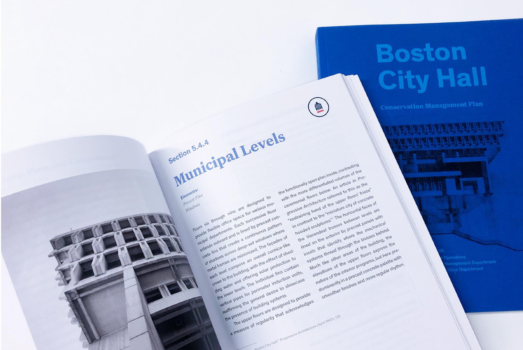 Boston City Hall Conservation Management Plan wins Docomomo US 2021 Modernism in America Award